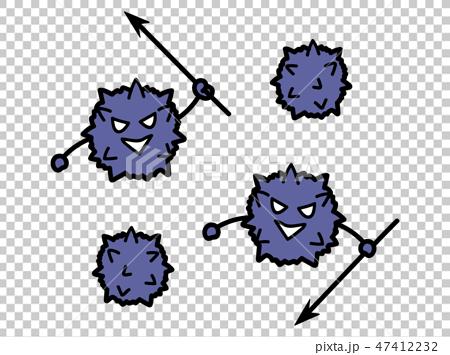 감기 바이러스 47412232