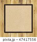 板 木目 壁のイラスト 47417556