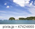 諸磯湾 海 空の写真 47424660