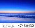 北海道_気嵐の夜明け 47430432