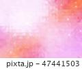 抽象的 抽象 アブストラクトのイラスト 47441503