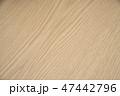 木目調のテーブル 47442796