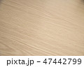木目調のテーブル 47442799