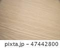 木目調のテーブル 47442800