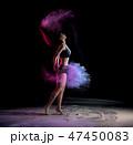 女性 ダンス ダンサーの写真 47450083