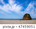 稲佐の浜 弁天島 神社の写真 47459051