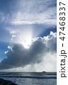 青空 雲 空の写真 47468337