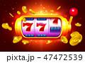 777 カジノ カジノののイラスト 47472539