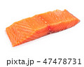 サケ サーモン 鮭の写真 47478731