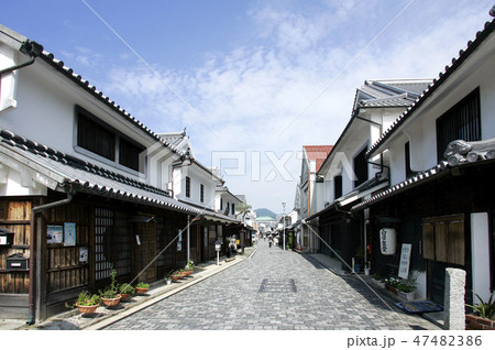 柳井白壁の街並み 47482386