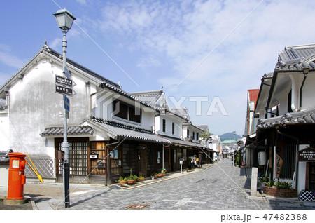 柳井白壁の街並み 47482388