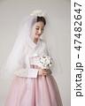 アジア人 アジアン アジア風の写真 47482647