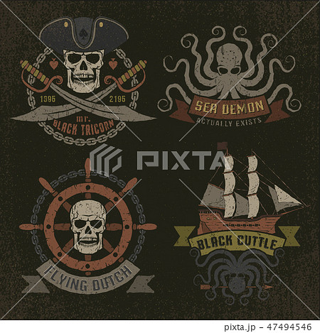 Pirate logo 47494546