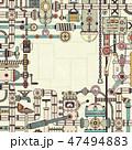 マシン マシーン 機械のイラスト 47494883