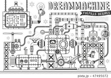 doodle machine 47495072
