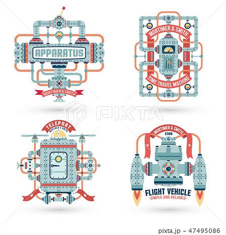 machinery logo 47495086