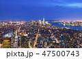 そびえる タワー 摩天楼の写真 47500743