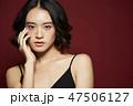 ポートレート 女性 人物の写真 47506127