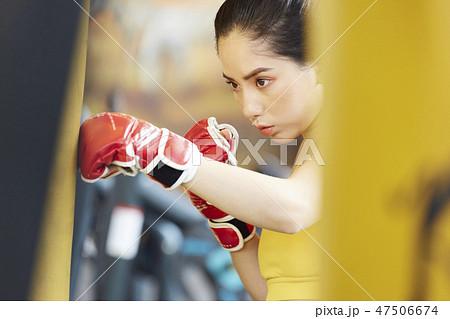 女性 フィットネスジム スポーツウェア 47506674