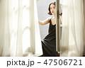ポートレート 女性 若い女性の写真 47506721