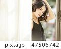 ポートレート 女性 人物の写真 47506742