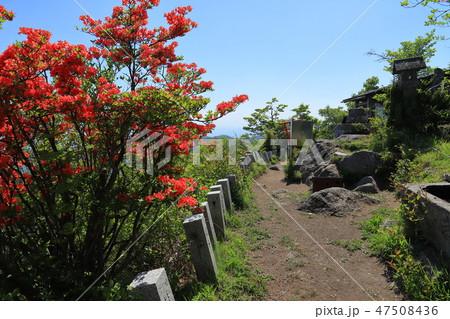 群馬県 榛名山(相馬山)の黒髪山神社奥宮 47508436