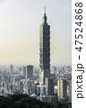 高層ビル群 超高層建築 高層ビルの写真 47524868
