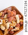 食べ物 食材 ナッツの写真 47527194