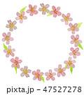 桜 春 花のイラスト 47527278