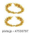金色 黄金色 ゴールデンのイラスト 47530797