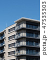 住宅 家 住居の写真 47535303