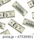 ドル お金 通貨のイラスト 47536901