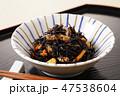ひじき 煮物 料理の写真 47538604