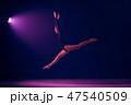 ダンス 舞う 舞踊の写真 47540509