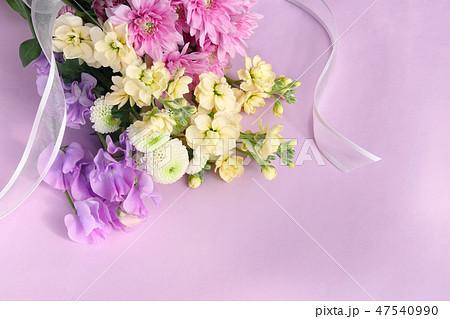 お彼岸の花束 47540990