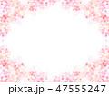 桜 花 春のイラスト 47555247