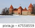 トラカイ島城(トラカイ/Lithuania) 47558559