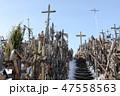 十字架の丘(リトアニア/シャウレイ) 47558563