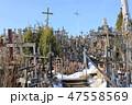 十字架の丘(リトアニア/シャウレイ) 47558569