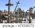 十字架の丘(リトアニア/シャウレイ) 47558573