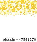 星 スター 背景のイラスト 47561270