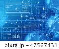 デジタル グラフィックアート 47567431