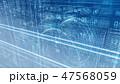 デジタル グラフィックアート 47568059