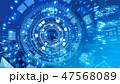 デジタル グラフィックアート 47568089