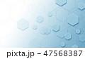 デジタル グラフィックアート 47568387