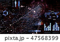 デジタル グラフィックアート 47568399