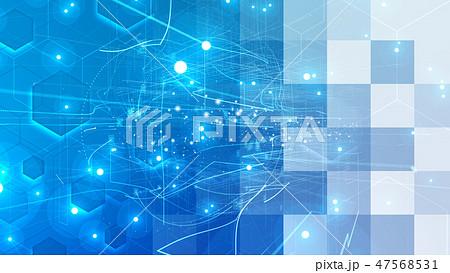 デジタル グラフィックアート 47568531