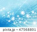 光 ネットワーク テクノロジーのイラスト 47568801