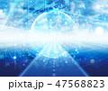 デジタル グラフィックアート 47568823