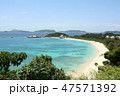 渡嘉敷島のビーチ 47571392